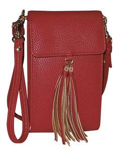 Buxton Crossbody Cell Phone Bag