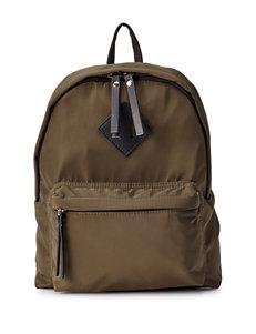 Madden Girl Olive Bookbags & Backpacks