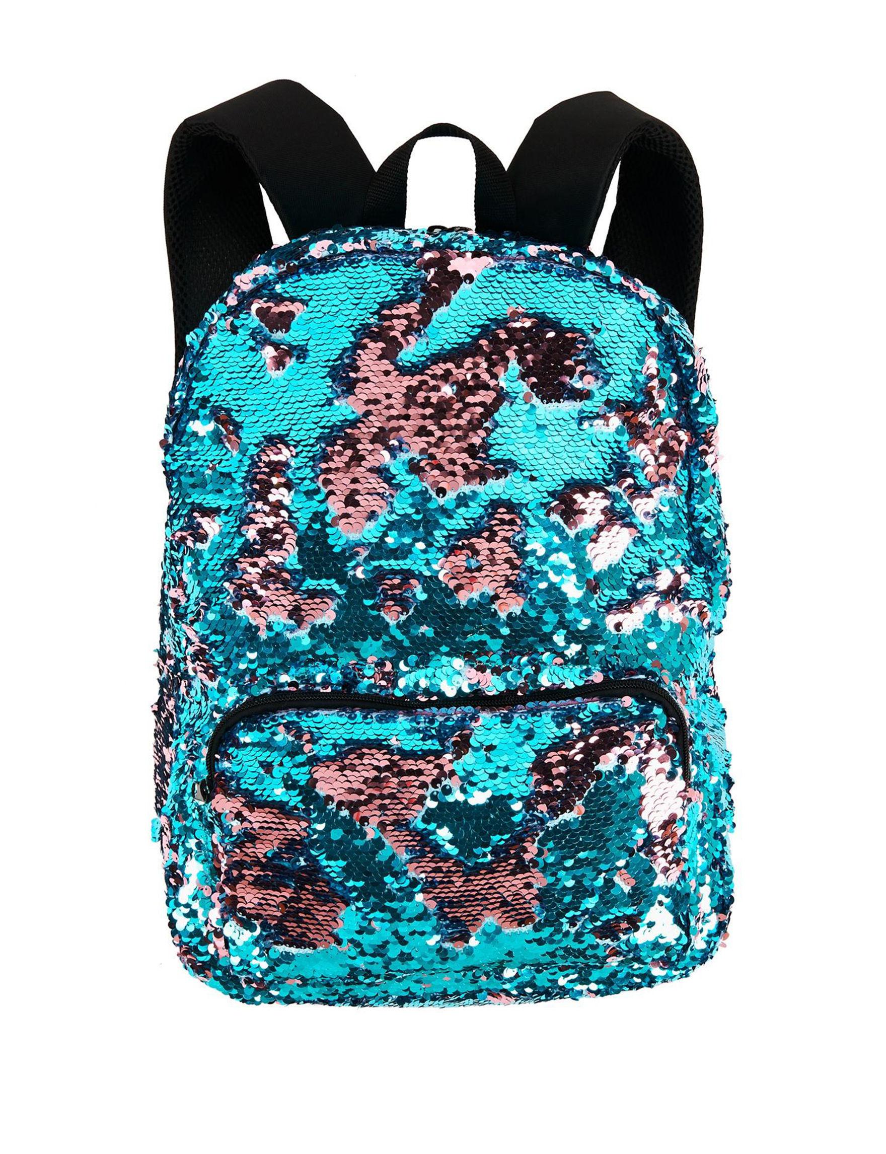 BuySeasons Pink Bookbags & Backpacks
