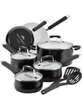 Paula Deen® Savannah Collection 12-pc. Nonstick Cookware Set