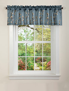 Lush Decor Blue Valances