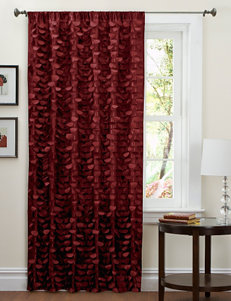 Lush Decor Red Curtains & Drapes Window Treatments