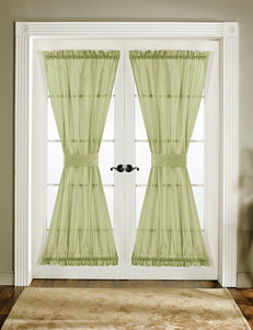 Lush Decor Green Curtains & Drapes