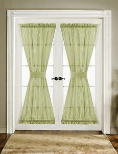 Lush Decor Green Curtains & Drapes