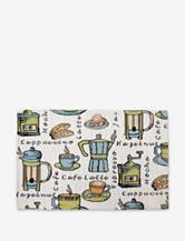 Park B. Smith Café Roast 4-pc. Tapestry Placemats