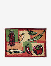 Park B. Smith Hot Peppers 4-pc. Tapestry Placemats