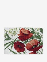Park B. Smith Poppies 4-pc. Tapestry Placemats