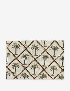 Park B. Smith Palm Trees & Bamboo 4-pc. Tapestry Placemats
