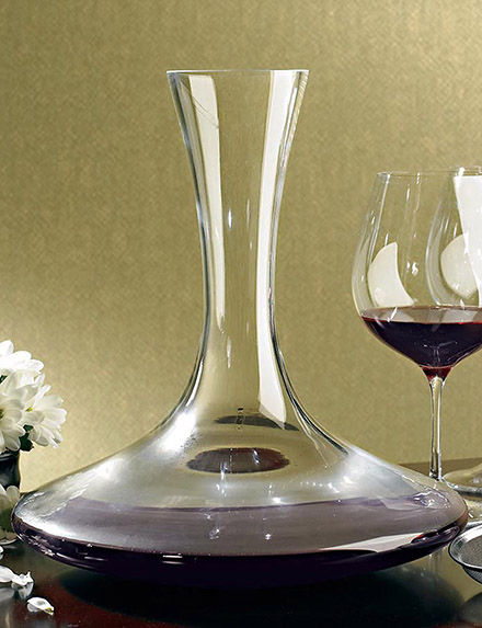 Wine Enthusiast  Decanters Bar Accessories