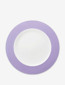 Konitz Purple Plates Dinnerware