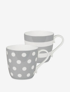 Konitz Grey Mugs Drinkware