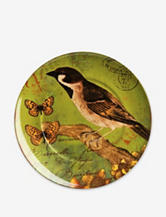 Waechtersbach Nature 4-pc. Bird Plates Set