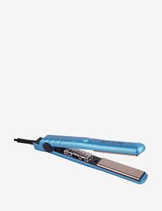 Revlon 1 Inch Blue Titanium Smooth Stay Hair Straightener