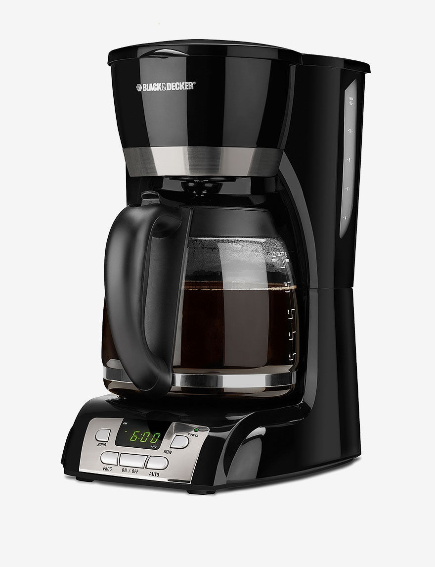 Black & Decker  Coffee, Espresso & Tea Makers Kitchen Appliances
