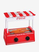 Nostalgia Electrics Coca-Cola Series Old Fashioned Hot Dog Roller