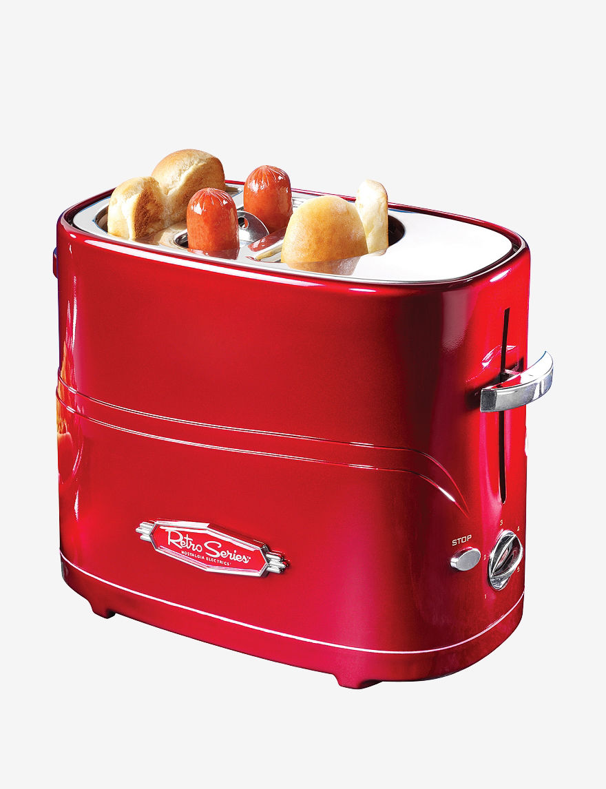 Nostalgia Electrics  Specialty Food Makers Toasters & Toaster Ovens Kitchen Appliances