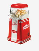 Nostalgia Electrics Coca Cola Series Mini Hot Air Popcorn Popper