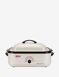 Nesco 18-Quart Roaster Oven – Ivory