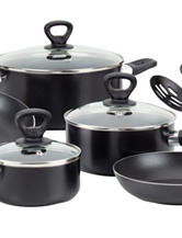 Mirro Get-A-Grip Nonstick 10-pc. Cookware Set