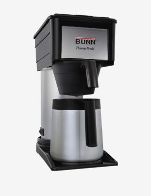 Bunn BT Velocity Brew 10-Cup Thermal Carafe Home Brewer Stage Stores