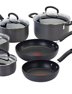 T-fal Ultimate Hard Anodized 12-pc. Cookware Set