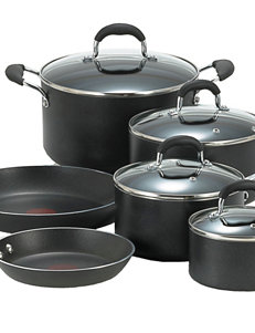 T-fal Professional Total Nonstick 10-pc. Cookware Set