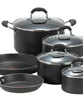 T-fal Professional Total Nonstick 10-pc. Cookware Set