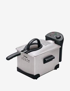 T-fal Easy Pro Enamel 3-Liter Deep Fryer
