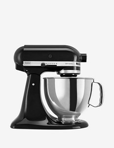 KitchenAid Artisan Series 5-Quart Tilt-Head Stand Mixer – Onyx Black