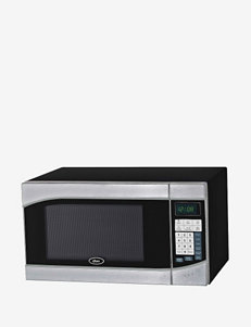 Oster 0.9 Cubic Foot Black Digital Microwave Oven
