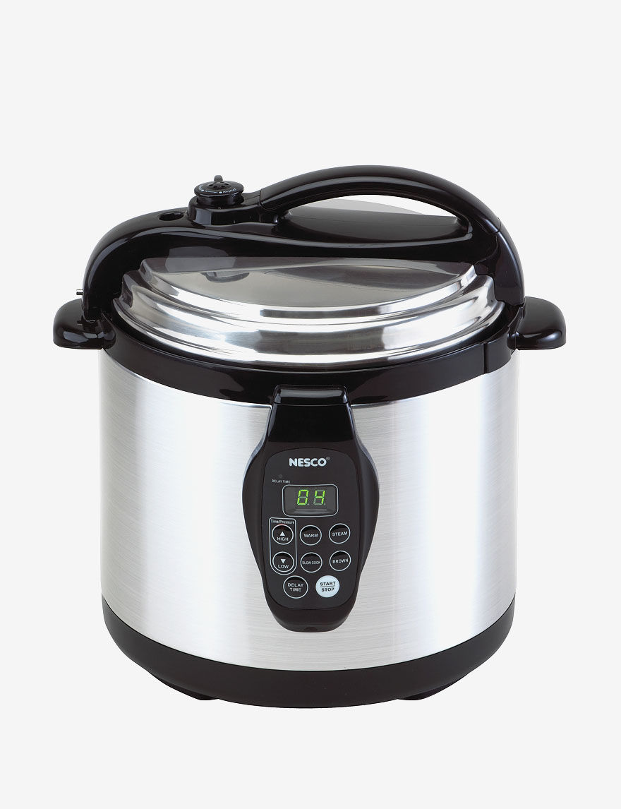 Nesco  Pressure Cookers, Rice Cookers & Steamers Kitchen Appliances