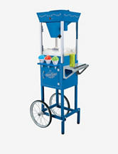 Nostalgia Electrics Vintage Collection Old Fashioned Snow Cone Cart