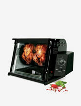 Ronco 4000 Series Rotisserie – Black