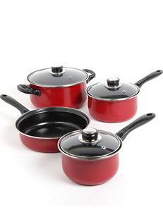 Sunbeam Red Cookware