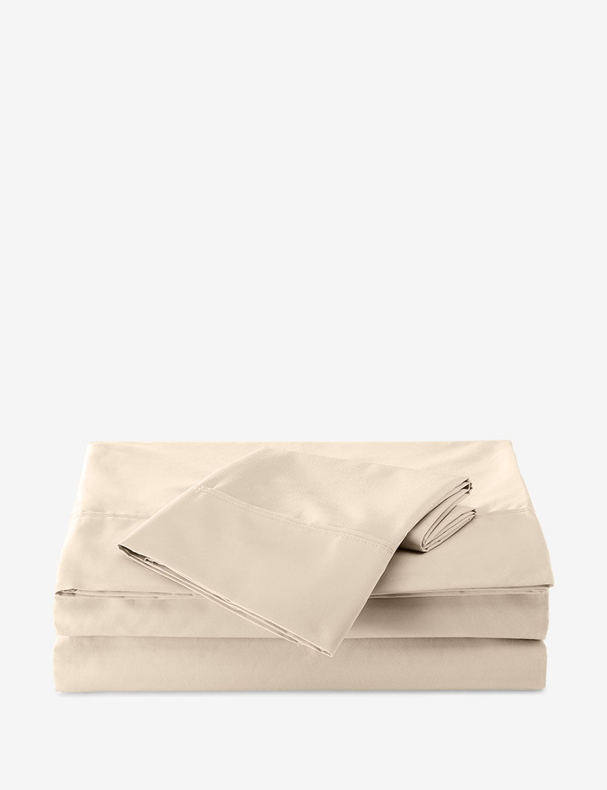 Grace Home Fashions Ivory Sheets & Pillowcases