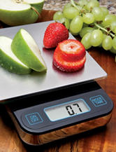 The Black Series Digital Food Scale