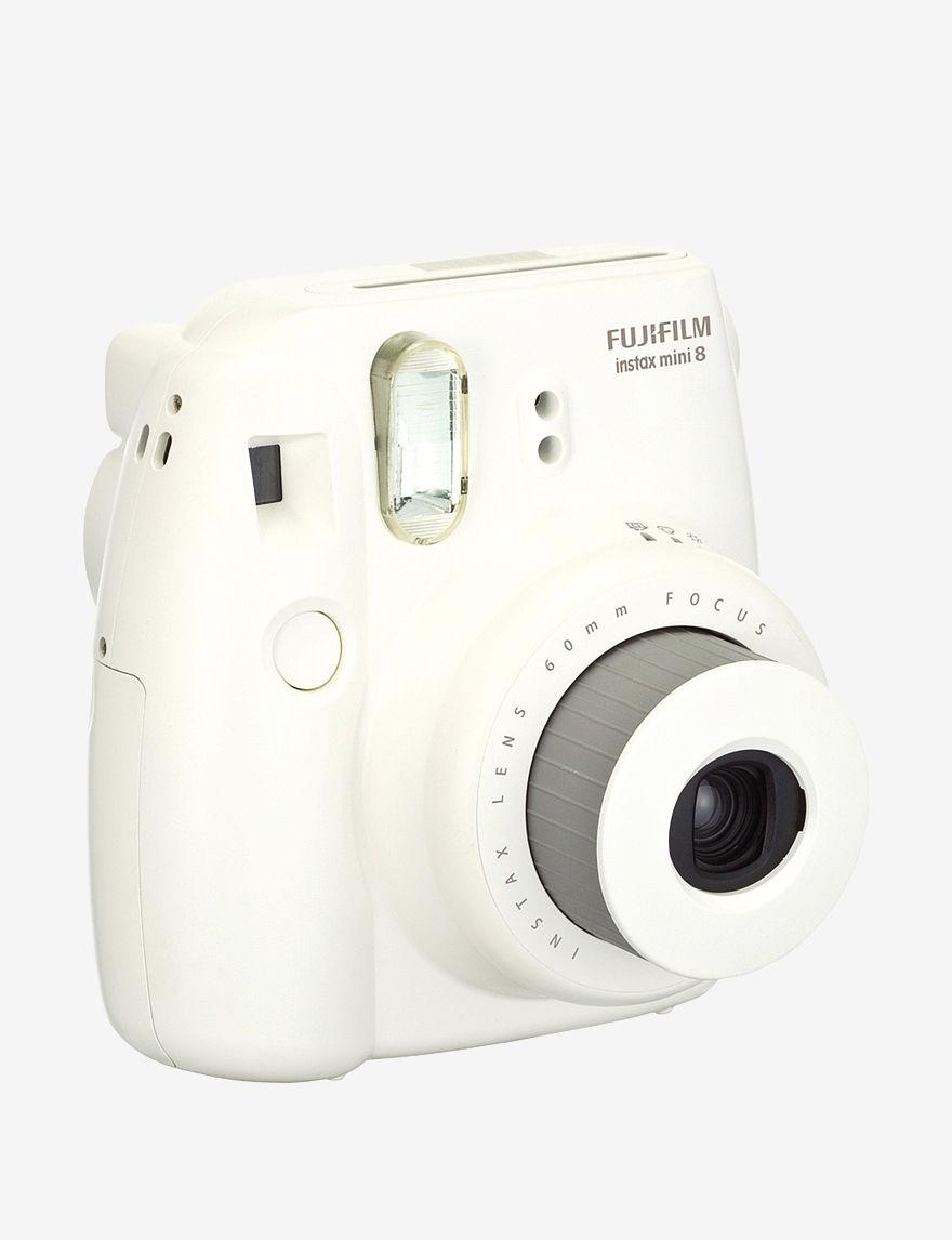 Fujifilm White Cameras & Camcorders