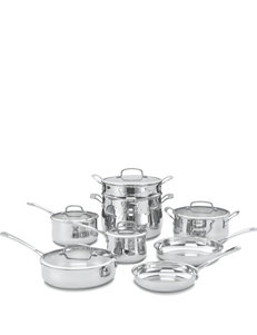 Cuisinart 13-pc. Contour™ Stainless Steel Cookware Set