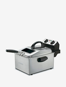 Waring Pro® Professional Stainless Deep Fryer