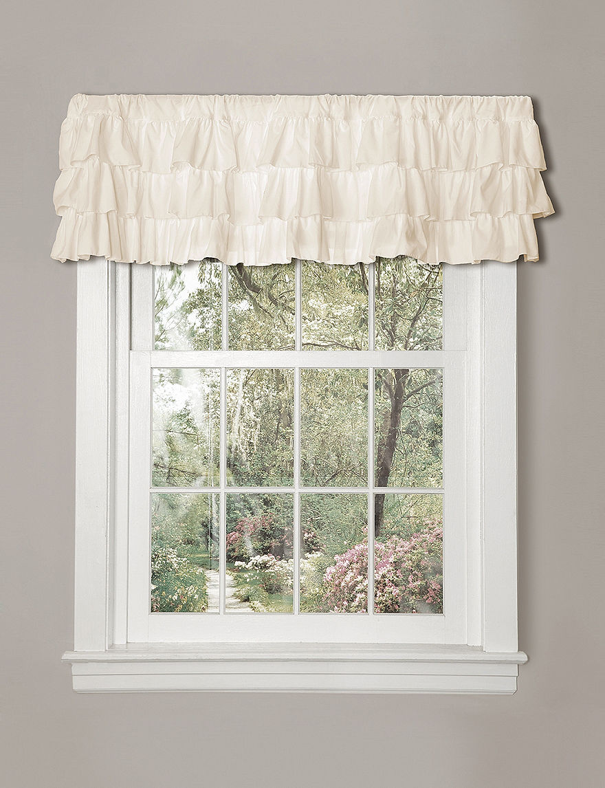 Lush Decor  Valances Window Treatments
