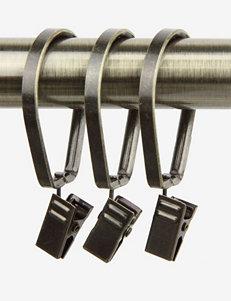 Rod Desyne Gold Curtain Rods & Hardware