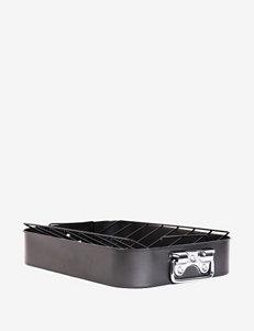 Gibson Top Roast Roaster With Metal Rack