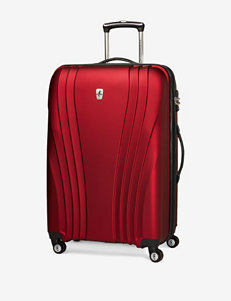 Travelpro Red Upright Spinners