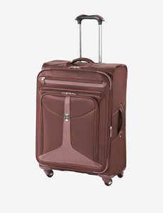 Travelpro Burgundy Upright Spinners