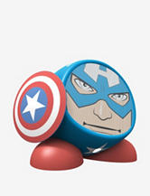 KIDdesigns Captain America Character Rechargeable Speakers