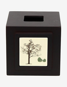Bacova Guild Natures Elements Tissue Cube