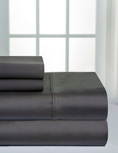 Pointehaven 400 Thread Count Pima Cotton Sheet Set – Grey