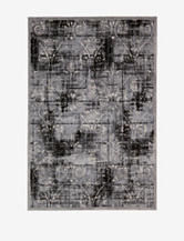 Kathy Ireland Bel Air Abstract Ash Rug