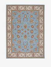 Nourison Modesto Oriental Rug – Light Blue