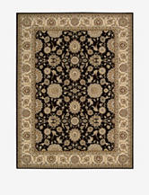 Nourison Persian Crown Oriental Rug – Black